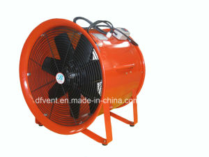 400mm Portable Super Speed Blower Ventilator 1.1kw pictures & photos