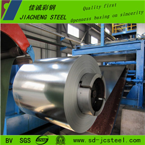 Regular Spangle Galvanized Steel Coil and Stock for Buyer