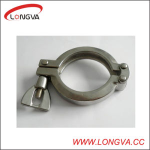 Pstainless Steel PVC Pipe Single Pin Clamps pictures & photos