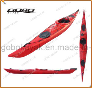 Newest One Person Kayak with Rudder