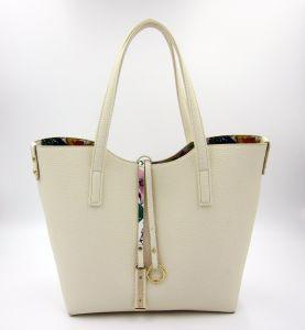 china fashion stylish pu bag women handbag travel school shopping