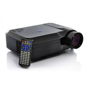 3D Android 4.2 HD Video Projector with 2000 Lumens, LED and WiFi Connection