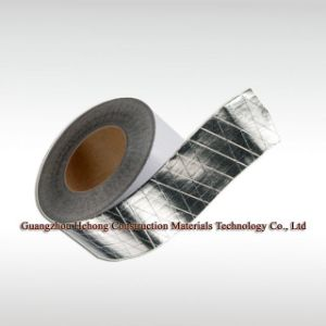 Aluminum Foil Tape Strengthened with Fiber Glass Mesh pictures & photos