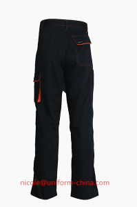 New Style Tc Mens Caro Work Pants with Knee Pad Pockets pictures & photos