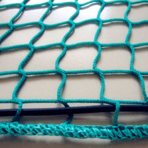 PP Knotless Net for Truck and Container Cargo Net pictures & photos
