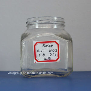 Vista Brand Glass Candle Jar pictures & photos