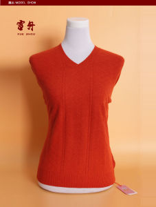 Yak Wool Knitted Sweaters/Yak Cashmere Sweaters/ Yak Wool Sweaters pictures & photos