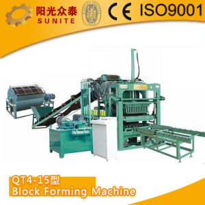 Concrete Brick Making Machine (Automatic /Manual) pictures & photos
