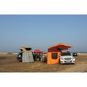 Popular Camping Kitchen Military Tent Car Tent Roof Top for Car Camping pictures & photos