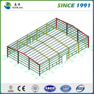 Low Price Competitive Steel Structure Workshop Building pictures & photos