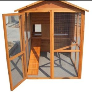 Easy Clean Chicken Coop with Tray (DFC006S)