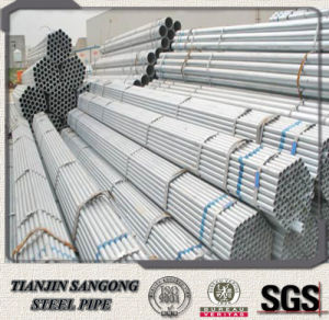 BS1139 Scaffolding Galvanized Iron Tube pictures & photos