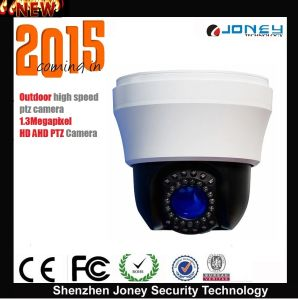 Joney HD 10X Zoom Mini High Speed Dome PTZ Camera (HD AHD) pictures & photos