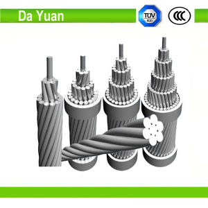 ACSR Aluminium Conductor Steel Reinforced (Certificate) Dayuan Cable pictures & photos
