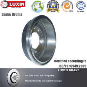 Auto Parts Car Brake Drum for Toyota, Ts16949 Approved