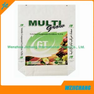 White Kraft Paper Valve Cement Bag, Putty Powder Bag for 20kg 50kg pictures & photos