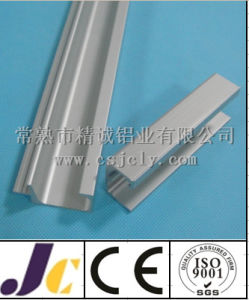 Aluminum Profile for Windows with Golden Anodized (JC-C-90077) pictures & photos