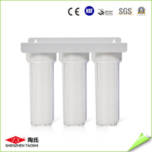 Popular Three Stage Under Sink Water Purifier 10 Inch pictures & photos