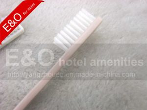 10cm Luxury Nylon Small Handle Manual Toothbrush pictures & photos
