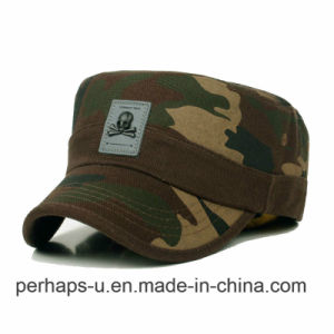 119d6d16b5a China Wholesale Men Camouflage Baseball Caps Leisure Sunshade Flat ...