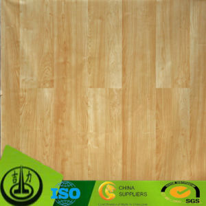 China Cherry Wood Grain Paper as Decorative Paper