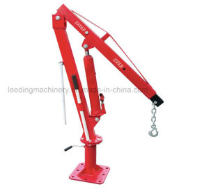2000lbs Hydraulic Swivel Shop Crane Engine Cherry Picker Hoist Lift pictures & photos
