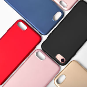 Ultra Thin Full Covered Matte Painted PC Hard Phone Case for iPhone 7