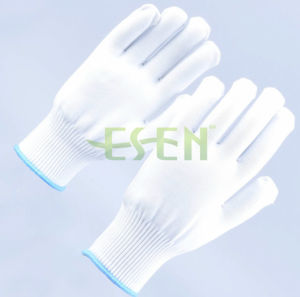 Factory Direct Sales Custom Polyester Work Gloves, Cheap Work Gloves pictures & photos