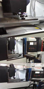 Siemens 808d System Vertical Machine Center (VMC400) pictures & photos