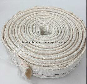 PVC Lined Fire Hose in Detail for Sale pictures & photos