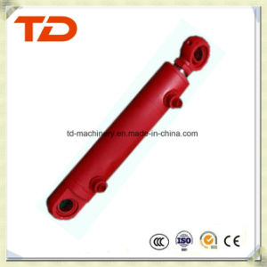 Doosan Dh220-5 Bucket Cylinder Hydraulic Cylinder Assembly Oil Cylinder for Crawler Excavator Cylinder Spare Parts