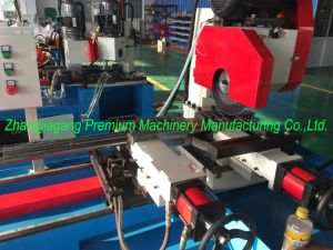 Large Size Automatic Pipe Cutting Machine Plm-Qg425CNC pictures & photos
