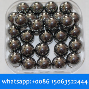 Chinese Manufacturer Bige Chrome Steelball with High Quality G10 Gcr15 1 1/64""
