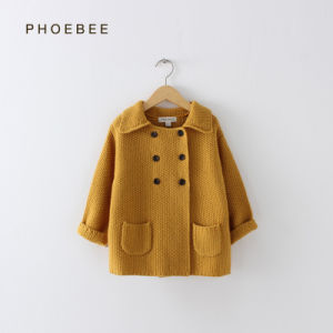 China Wool Baby Girl Clothes Girls Winter Coat For Sale China