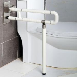 Wall Mounted Folding Bathroom Grab Bars Elderly Hand Rails