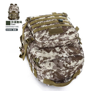 Practical Military Tactical Sports Travelling Water-Proof European Multicam Tactical Hiking Shoulder Camping Backpack pictures & photos