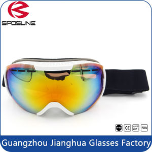 Adult Polarized Snowboard Ski Goggles Anti Fog Ski Goggles with Ce En Standard pictures & photos