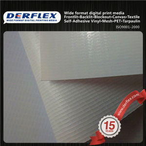 Fire Resist PVC Front Lite Flex Banner for Latex Printing pictures & photos