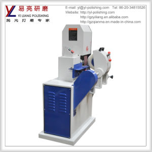 Copper Round Pipe Surface Wire Finishing Grinding Machinery