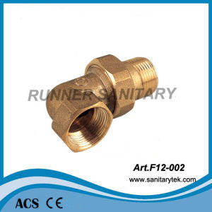 Flanged Connector for Cistern with Plug (F12-030) pictures & photos