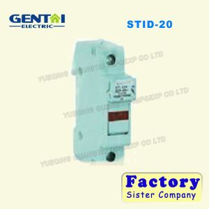 Hot Sell DIN Rail Fuse Holder pictures & photos
