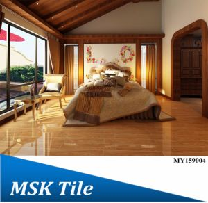 150X900 Full Polished Glazed Wook-Look Floor Tile My159004