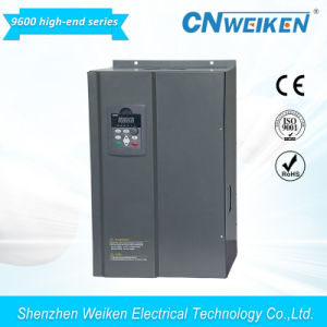 Three Phase 380V 93kw 9600 Series Frequency Converter for Constant Pressure Water