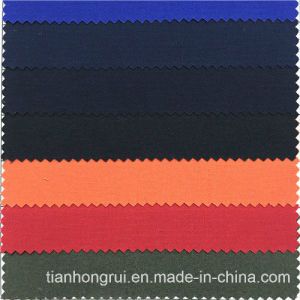 Blue Fire Retardant Function Safety Fr Fabric for Workwear/Uniform/Suit pictures & photos