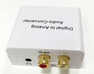 Digital to Analog Audio Converter with 3.5mm pictures & photos