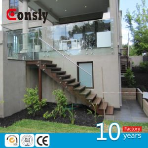 Balcony Stainless Steel Railing Handrail Design
