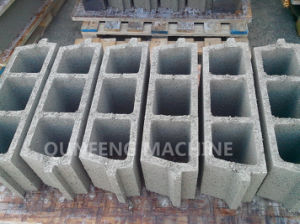 Concrete Block Making Machine\Cement Brick Machine (QFT6-15) pictures & photos