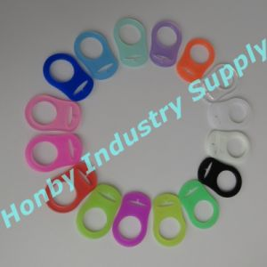Europe-Style Silicone Orthodontic Baby Pacifier Set