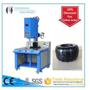 PE PP Plastic Spin Welding Machine From China, Ce Certification Ultrasonic Plastic Welder