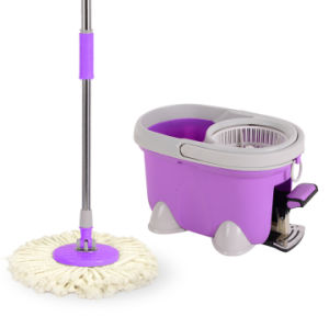 Foot Pedal Spin Mop 360 Easy Cleaning pictures & photos